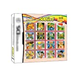 Video Game Cartridge Card Game Console 500 In 1 MULTI CART for Nintendo DS/DSi / 3DS XL