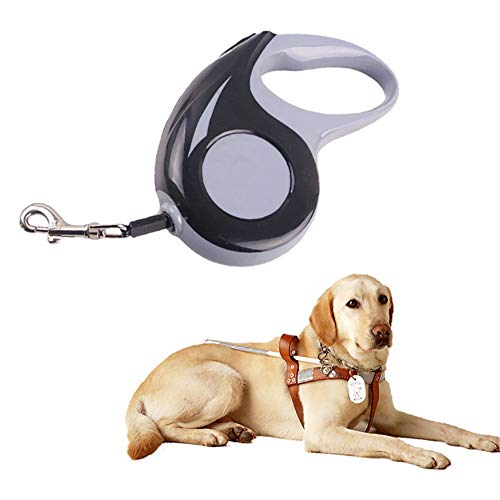 Hond Lood Intrekbare Hondenriem Hondenriem Voor Kleine Honden Slip Lead Voor Honden Intrekbare Hondenriem Training Lead Voor Honden black,3m