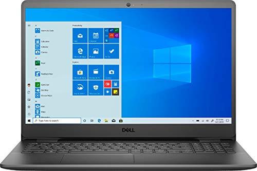 "Dell Inspiron 15 15.6"" FHD Touchscreen Laptop Computer_ Quad-Core AMD Ryzen 5 3450U (Beat i5-8365U)_ 16GB DDR4 RAM_ 256GB PCIe SSD + 1TB HDD_ Black_ Remote Work_ Windows 10 S"