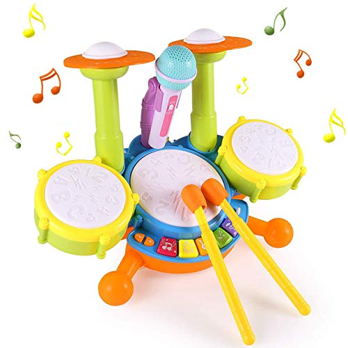 Best Kids Drum Set for Toddlers, Kids And Juniors [Buying Guide]