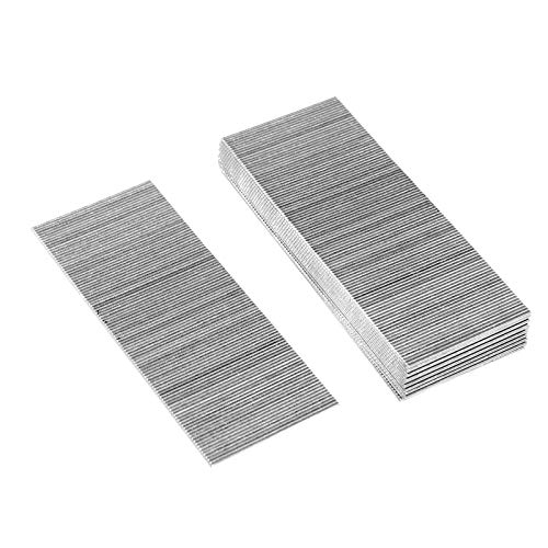 China-top Silver P625 23 Gauge 1-inch Length Stainless Steel Pinner Nails Stainless Steel Pin Nails Headless Pins 10,000 PCS/BOX
