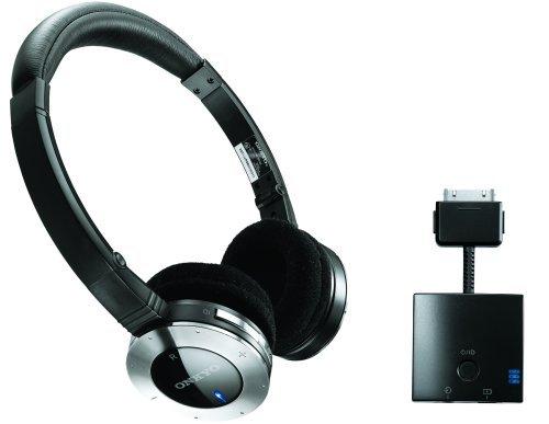 ONKYO デジタルワイヤレスヘッドホン iPod対応 MHP-UW2