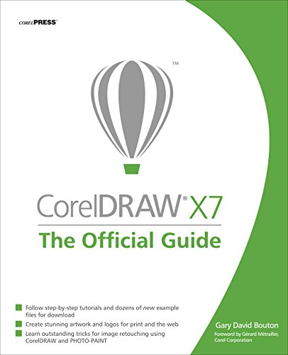 CorelDRAW X7: The Official Guide (English Edition)
