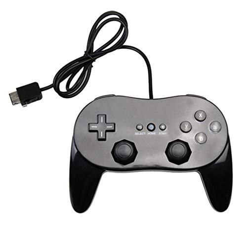 Wired Game Controller Classic Gaming Controller Telefoon Tablet Game Controller met Grip Gamepad Gaming Controller Apparaat M Zwart