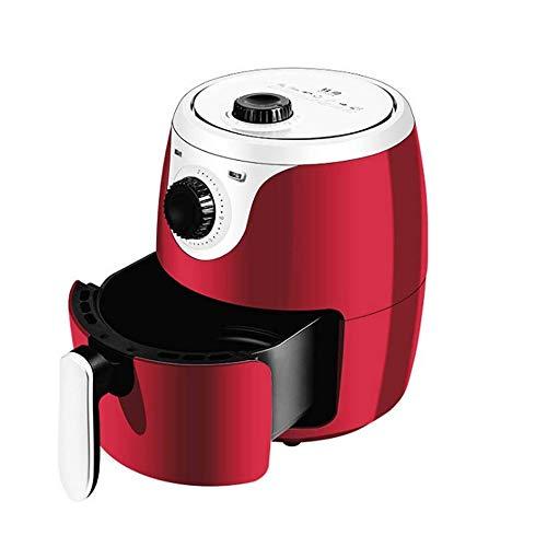 KOIUJ Frittieren Technologie, 30-Minuten-Timer und einstellbare Temperaturregelung for gesundes Öl frei oder Low Fat Cooking