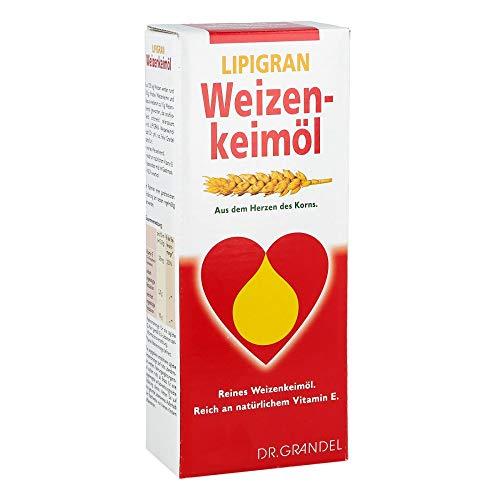 LIPIGRAN Weizenkeimöl Dr. Grandel, 250 ml Öl