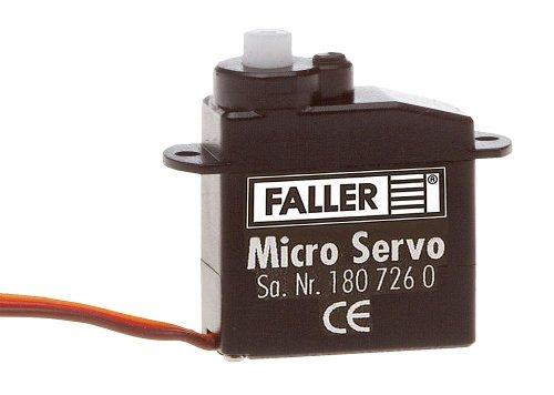 Faller 180726 - Modellbahnzubehör: Servo
