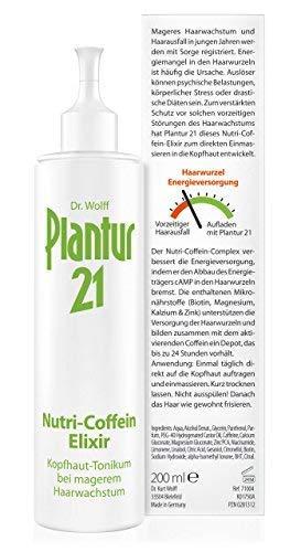 21 erfahrung mit plantur Plantur 21