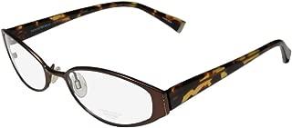 Treasure Womens/Ladies Designer Full-rim Titanium Durable Adult Size Eyeglasses/Eyeglass Frame