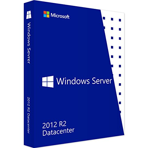 Microsoft Windows Server 2012 R2 Datacenter (Produktschlüssel per Post/E-Mail)