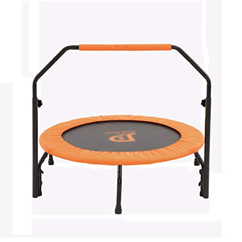 Why Choose Trampoline Bouncers Home Children's Toys Indoor Adult Fitness Bouncing Bed Children Jumpi...