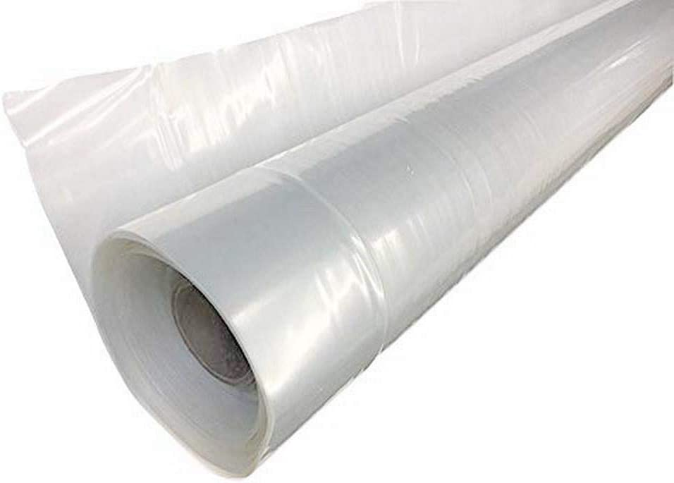 AA Green 40% OFF Cheap Sale Store Greenhouse Plastic Time sale Clear Film Polyethylene Cover