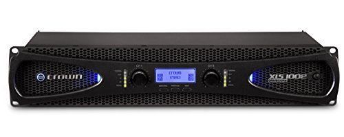 Review Crown XLS1002 Two-channel, 350W at 4Ω Power Amplifier