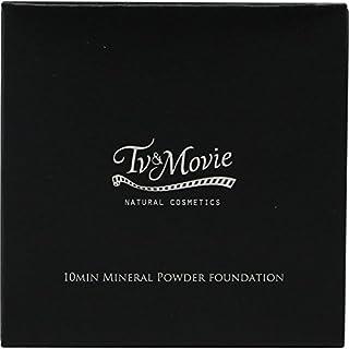 【TV&Movie(Tv&Movie)】【リフィル】10min ミネラルパウダーファンデ・11g_SPF40 PA+++ (オークル101 明るい肌色)