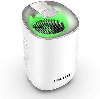 2019 Electric Mini Dehumidifier, 1500Cubic Feet (170 sq ft) Portable and Compact 600ml( 20 oz) Capacity Quiet Small Dehumidifier for Basement, Home, Bedroom, Bathroom, Gunsafe, RV, Garage, Caravan
