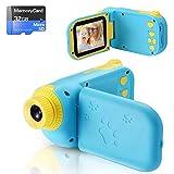 vatenick Kids Camera Children Digital Cameras Kids Gift Video Recorder Shockproof 2.4 inch