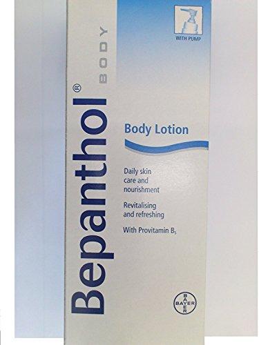 Bepanthol Body Lotion 400ml (sunburn & tattoo)