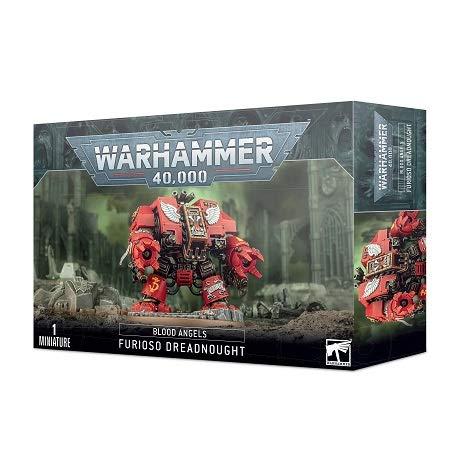 Furioso Dreadnought Blood Angels Warhammer 40000 / Furioso Dreadnought Blood Angels Warhammer 40K