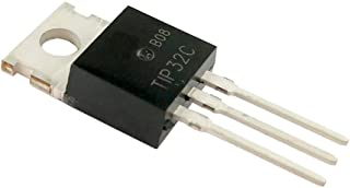 (Pack of 15 Pieces) MCIGICM tip32 tip32c Bipolar (BJT) Transistor PNP 100V 3A 3MHz 2W Through Hole TO-220AB