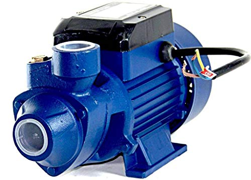COLIBROX 1/2HP Electric Industrial Centrifugal Clear Clean Water Pump Pool Pond Farm