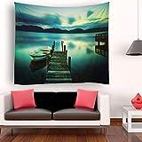 jtxqe Heiße Neue Druck Tapisserie Wand Decke Strandtuch 13 150 * 130