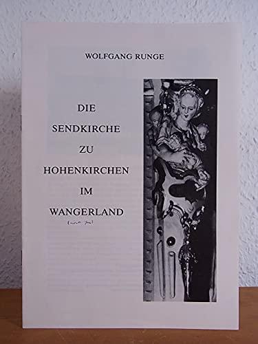 Die Sendkirche zu Hohenkirchen im Wangerland