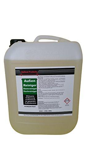 Dachreiniger Steinreiniger Aussenreiniger 20 Liter *Biozidfrei*