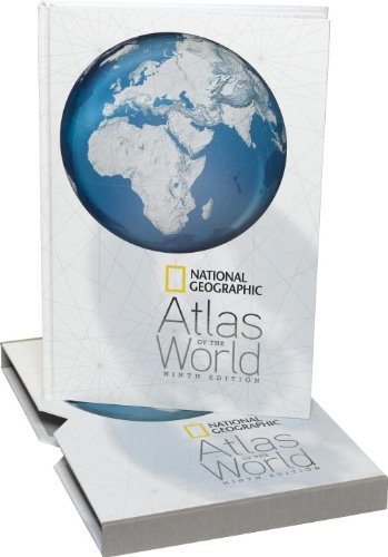 Download National Geographic Atlas of the World, Ninth Edition 1426206348