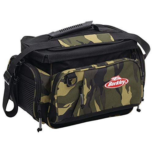 Berkley Unisex-Adult Shoulder Bag, Green Camo, Standard