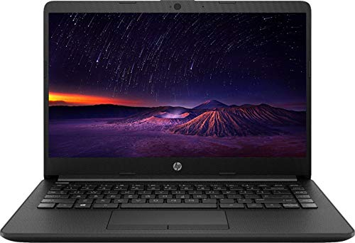 "2020 Newest HP 14"" HD Screen Laptop, AMD Athlon Silver 3050U Processor up to 3.20GHz, 16GB RAM, 256GB SSD, HDMI, Webcam, Wi-Fi, Bluetooth, Zoom Meeting, Online Class, Windows 10, KKE Bundle, Jet Black"