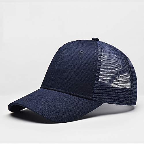 Preisvergleich Produktbild sdssup Sommerhut-Baseballmütze-Kappennetzkappensportschatz-Blaucode