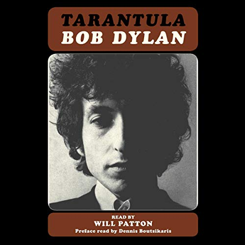 Tarantula audiobook cover art