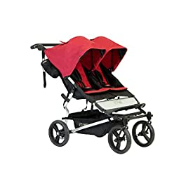 Mountain Buggy Duet 2015 Double Stroller
