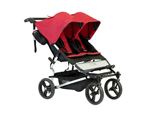 Mountain Buggy Duet Double Stroller Imagen del producto