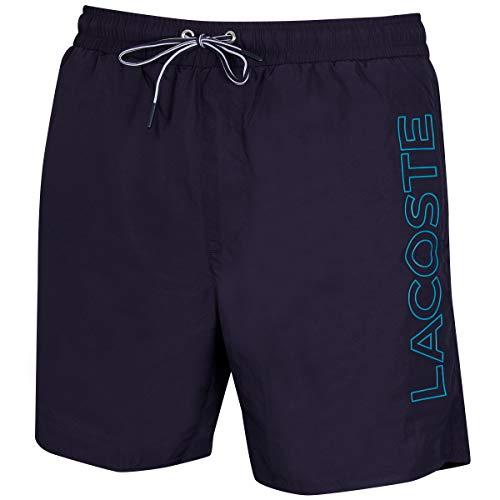 Lacoste Herren Mh6277 Shorts, Blau (Marine 166), Medium