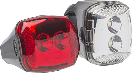 Bell Locking Bike Light Set