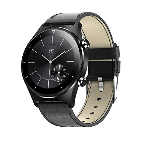 JXFF El Último Reloj Inteligente para iOS Android E13 Sports Sports Smartwatch Heart Rate Toate Monitoring GPS Fitness Tracker Smart Watch,G