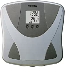 Tanita BF680W Duo Scale Plus Body Fat Monitor with Athletic Mode and Body Water
