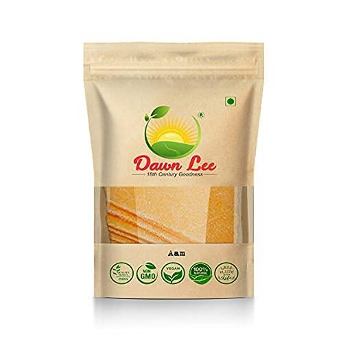 Atome Dawn Lee Aam papad 1 kg Premium Khatta Aam Papad Slice Bar, Aam Papad Khatta Mitha, Dried Mango, Dry Mango Slice
