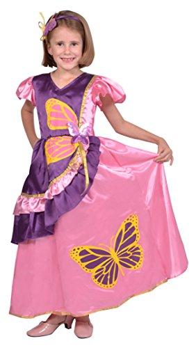 Cesar - F276-001 - Déguisement Pour Enfant - Princesse Papillon - 3/5 ans