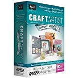 Serif Craft Artist Platinum - English and French (bilingual software)