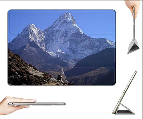 Case for iPad Pro 12.9 inch 2020 & 2018 - Himalayas AMA Dablam Mountain Nepal Everest Trek