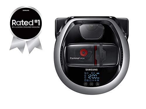 Samsung POWERbot R7065 Robot Vacuum, Compatible with Alexa (Renewed)