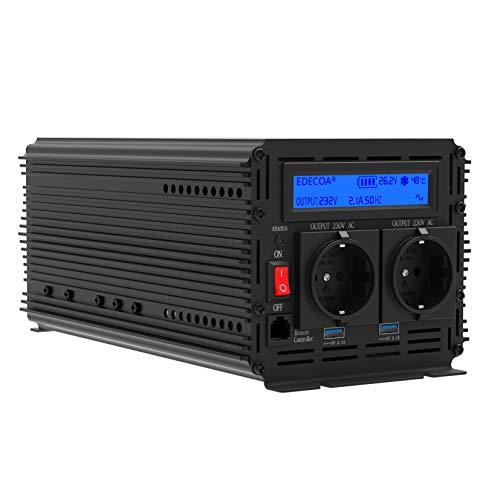 EDECOA 2000W (Voltaje de entrada 24V)