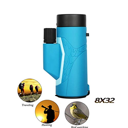 For Sale! MAI&BAO Monocular 8x32 Zoom Portable Lightweight Monoculars Telescope Bak4 Prism for Wildl...