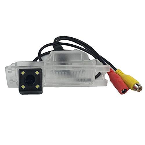 ZQQFR HD Rückfahrkamera, Nachtsicht, wasserdichte Einparkhilfe Ideal Mini, Passend Für Volt/Für Holden Volt/Für Opel Ampera 2011~2018,Standard