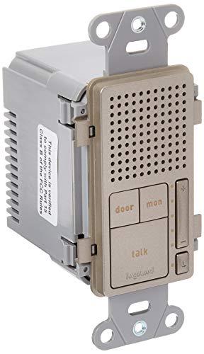ON-Q Broadcast Intercom - Radiant Broadcast Intercom Room Unit Nickel (IC7000-NI)