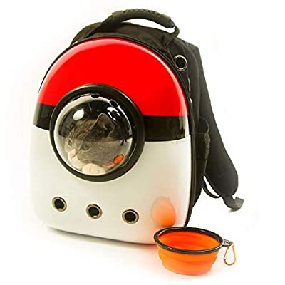 Scurrty Xpect Cat Carrier Bubble Backpack
