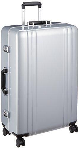 [ゼロハリバートン] スーツケース クラシック ポリカーボネート 2.0 保証付 80L 70 cm 6kg シルバー