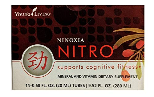 Young Living NingXia Nitro Cognitive Fitness (1 Pack)